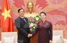 Myanmar desea adquirir experiencias de Vietnam en desarrollo nacional