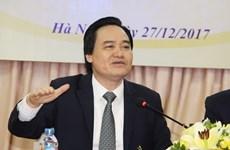 Vietnam espera apoyo del BM y el FMI para elevar la calidad de la educación