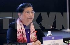 Diputadas vietnamitas por fortalecer relaciones con sus colegas en el mundo