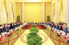 Vietnam estimula inversión japonesa en manufactura y agricultura moderna