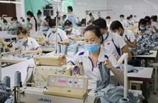 Sector textil de Vietnam aspira a crecer 10 por ciento en 2018