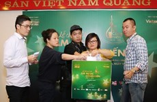 Periodistas eligen premios musicales Cong Hien de Agencia Vietnamita de Noticias