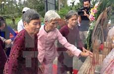 Medios internacionales cubren actividades de conmemoración a masacre Son My