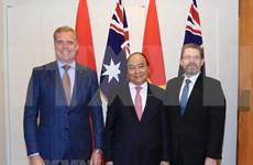 Vietnam y Australia buscan reforzar vínculos parlamentarios
