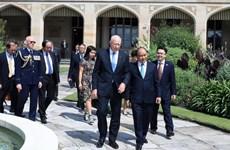 Prensa australiana resalta significado de visita de premier vietnamita