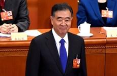 Felicitan en Vietnam al nuevo jefe del máximo órgano consultivo político de China