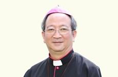 Dirigentes de Vietnam despiden al extinto arzobispo Paul Bui Van Doc