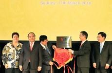 Voz de Vietnam inaugura corresponsalía en Australia