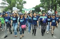 Hanoi se suma a la Hora del Planeta, iniciativa por el medio ambiente