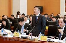 Ministro de Justicia de Vietnam aclara formas de mejorar calidad de documentos legales