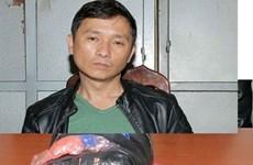 Provincia norvietnamita arresta a narcotraficante transfronterizo