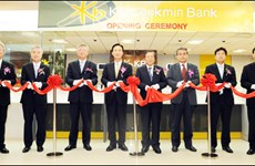 Banco sudcoreano financia construcción de viviendas a favor de obreros en Phu Tho