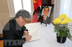 El mundo rinde tributo al expremier vietnamita Phan Van Khai