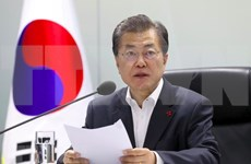 Visita a Vietnam de presidente de Sudcorea permite definir cooperación futura