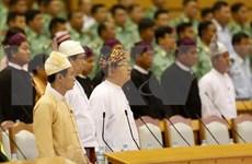 Myanmar tiene nuevo presidente de Cámara de Representantes