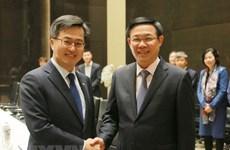Vietnam y Sudcorea se esfuerzan para elevar valor del intercambio comercial