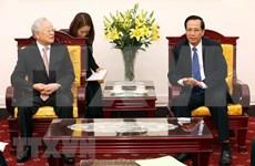 Ministerio vietnamita patentiza ayuda a empresas sudcoreas en reclutamiento de trabajadores
