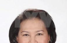 Presidenta del Parlamento vietnamita parte de Hanoi para IPU 138 y visita oficial a Países Bajos