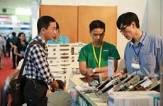 Feria internacional Vietnam Expo 2018 abrirá sus puertas en abril