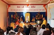 Realizan en Laos réquiem por mártires vietnamitas caídos en isla de Gac Ma
