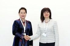 Vietnam y Bulgaria fomentan nexos parlamentarios