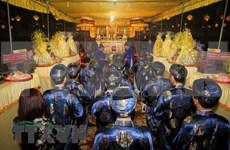 Ritual real en ciudad imperial de Hue pide paz y prosperidad nacional