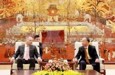Región de Bratislava y Ciudad Ho Chi Minh fortalecen cooperación multifacética