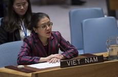 Vietnam acoge con satisfacción esfuerzos en construcción de la paz