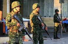 Tailandia levantará prohibición de actividades políticas en junio próximo