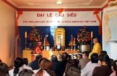 Efectúan en Alemania réquiem por mártires vietnamitas caídos en isla de Gac Ma
