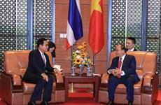 Premier de Vietnam propone elevar intercambio comercial con Tailandia a 15 mil millones de dólares para 2020