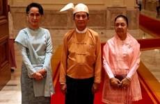 Nuevo presidente myanmeno remodela su gabinete