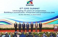 Países de Mekong reafirman determinación por una subregión próspera