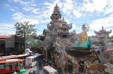 Inaugurada fiesta budista en Da Nang