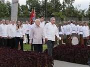 Visitas a Cuba y Francia de Nguyen Phu Trong: nuevo impulsor para relaciones en ciencia- tecnología