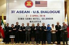 ASEAN y Estados Unidos reiteran importancia de sus nexos de asociación estratégica