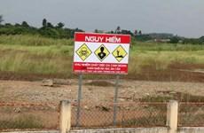 Vietnam llama a apoyo de comunidad internacional para mitigar secuelas de dioxinas