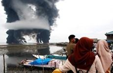 Pertamina admite responsabilidad por derrame de petróleo en bahía de Indonesia
