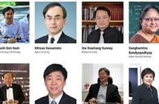 Dos vietnamitas figuran entre los 100 mejores científicos en Asia
