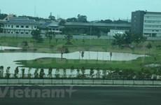 Indonesia ultima construcción de hipódromo para juegos continentales