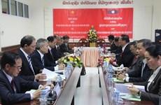 Cooperación en asuntos religiosos coadyuvan a profundizar lazos Vietnam- Laos