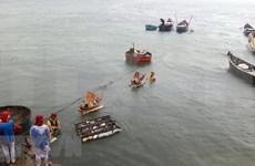 Reverencian a marineros mártires vietnamitas en archipiélago de Hoang Sa