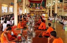 Premier vietnamita felicita a comunidad Khmer por fiesta tradicional