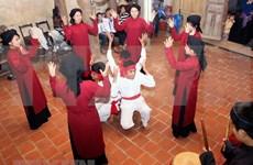 Festival para preservar cantos rituales de etnias minoritarias vietnamitas