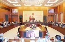 Inician reunión 23 del Comité Permanente del Parlamento de Vietnam