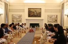 Vietnam y la India efectúan consulta política y diálogo estratégico