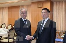 Resaltan nexos en auditoría entre Vietnam y Japón