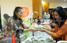 Vietnam asiste al Festival de Gastronomía de ASEAN a favor de niños pobres