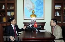 Alta confianza política impulsa las relaciones Vietnam-Rusia, afirma embajador