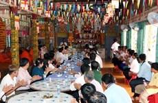 Fiesta de Año Nuevo arraigada en cultura de los Khmer